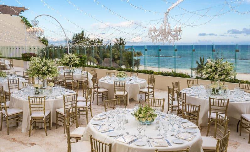 Grand Velas Riviera Maya - Eventos Frente al Mar