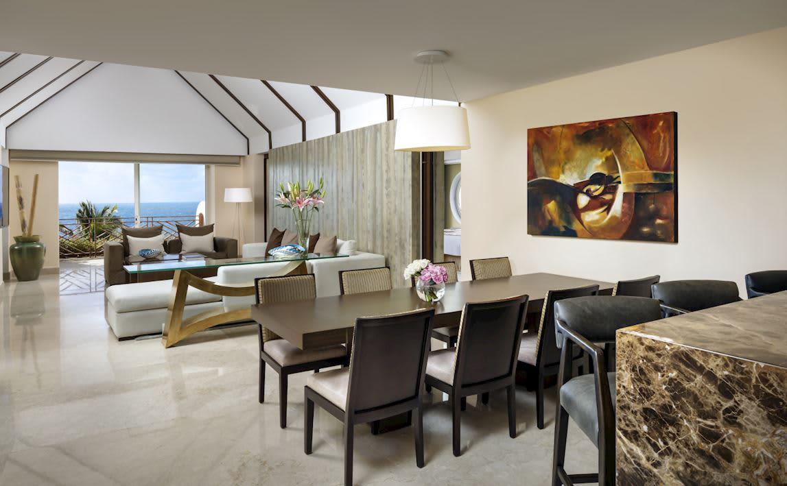 Grand Velas Riviera Maya - Ambassador Presidential Frente al Mar