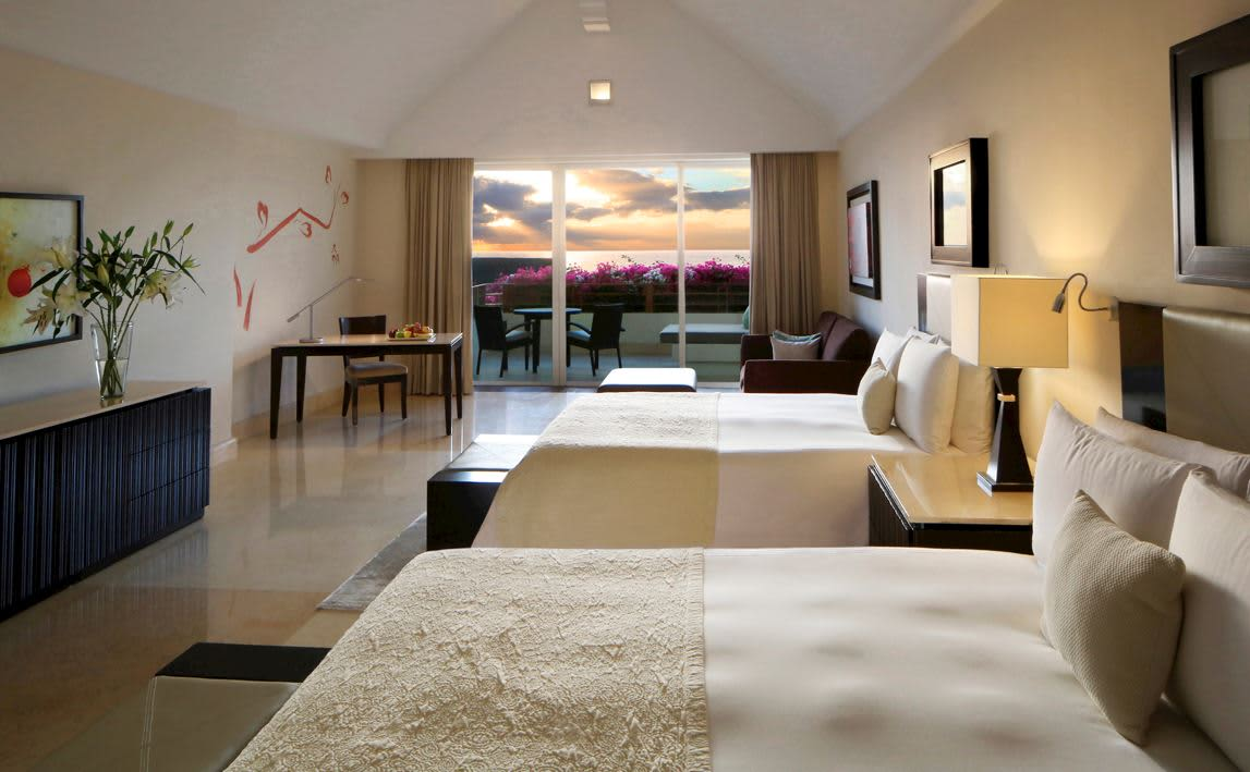 Ambassador Suite Ocean View of Grand Velas Riviera Maya