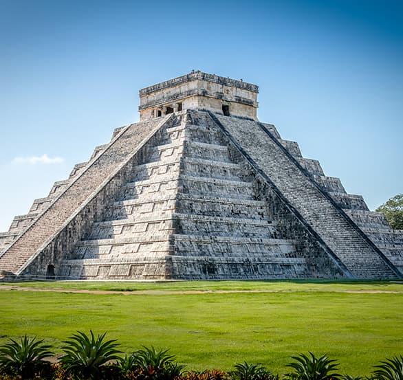 Chichén Itzá de México