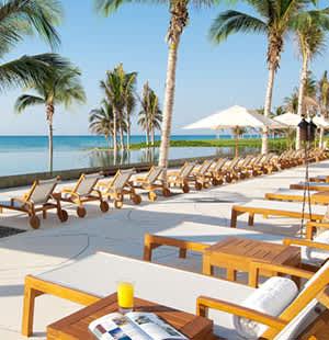 Aqua Bar en Grand Velas Riviera Maya