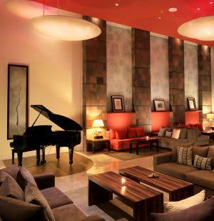 Piano Bar en Grand Velas Riviera Maya