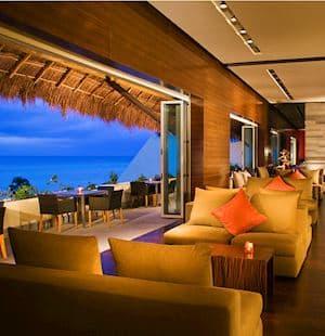 Sky Bar en Grand Velas Riviera Maya