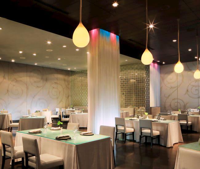 Restaurante Cocina de Autor en Grand Velas Riviera Maya
