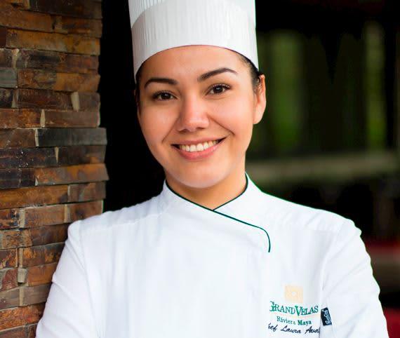Chef Laura Isadora Ávalos Sierra - Restaurante Chaká