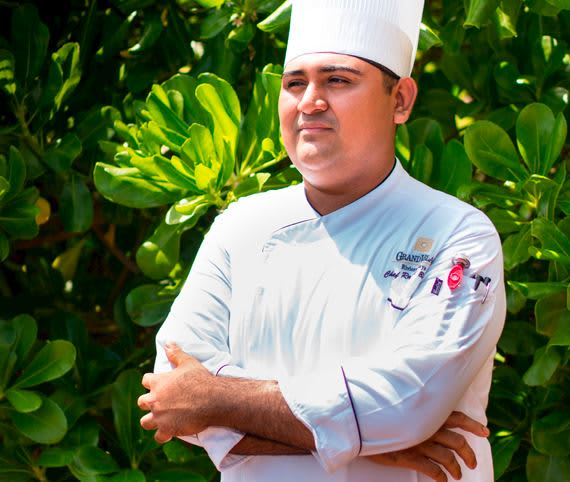 Chef Rafael Alonso Balam Zavala - Restaurante Bistro