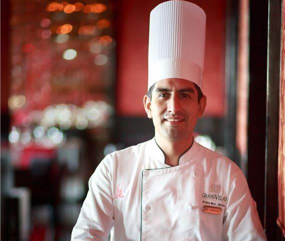 Chef Mario Soto