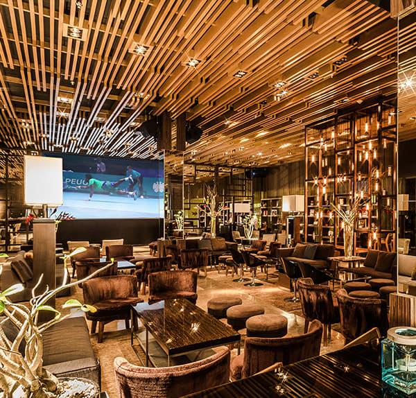 Grand Velas Riviera Maya Koi Bar