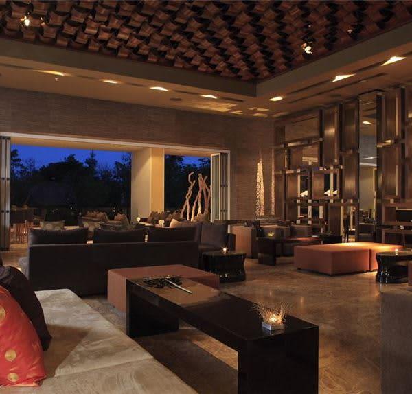 Sen Lin Bar in Grand Velas Riviera Maya