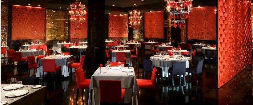 Enjoy your French Piaf cuisine in Restaurant, Riviera Maya