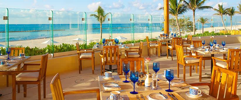 Grand Velas Riviera Maya - Azul Restaurant