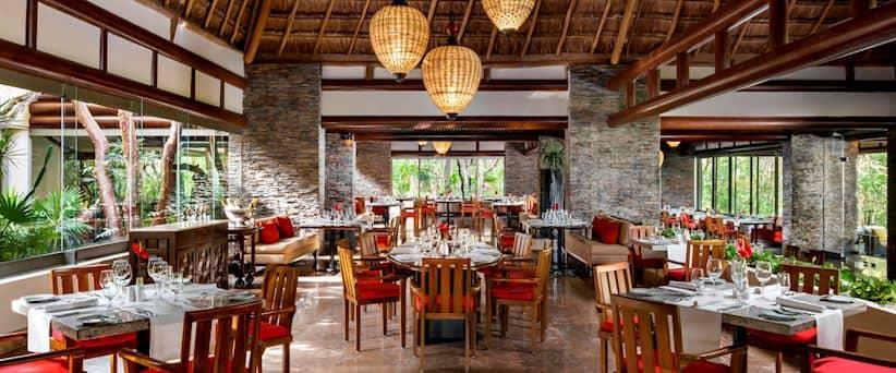 Grand Velas Riviera Maya - Chaka Restaurant