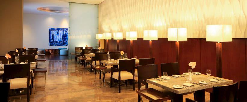Grand Velas Riviera Maya offering Bistro Restaurant