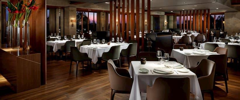 Lucca Restaurant of Grand Velas Riviera Maya