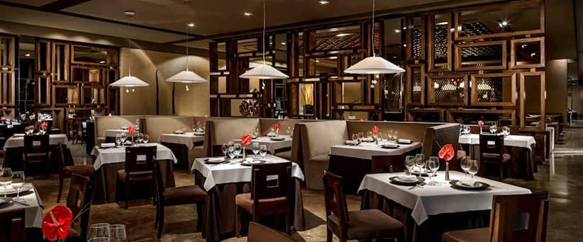Sen Lin Restaurant - Grand Velas Riviera Maya