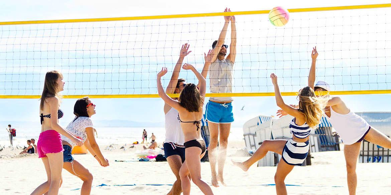 Enjoy Beach Games in Grand Velas Riviera Maya