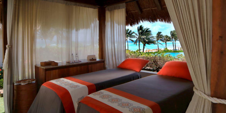 Enjoy Couples' Massage in Grand Velas Riviera Maya