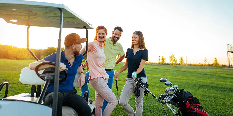 Enjoy Mini Golf in Grand Velas Riviera Maya