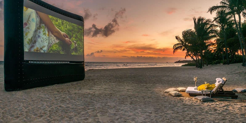 Enjoy Movies By Starlight in Grand Velas Riviera Maya