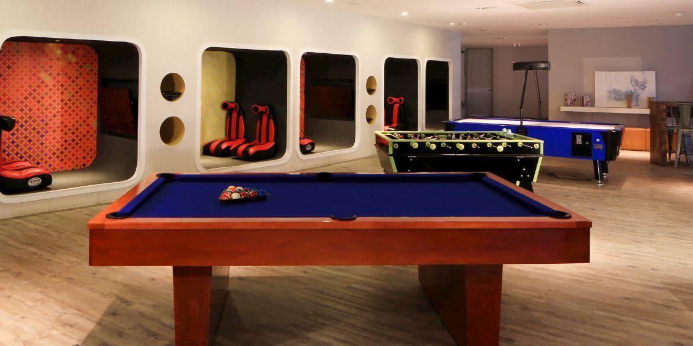Teens' Club at Grand Velas Riviera Maya