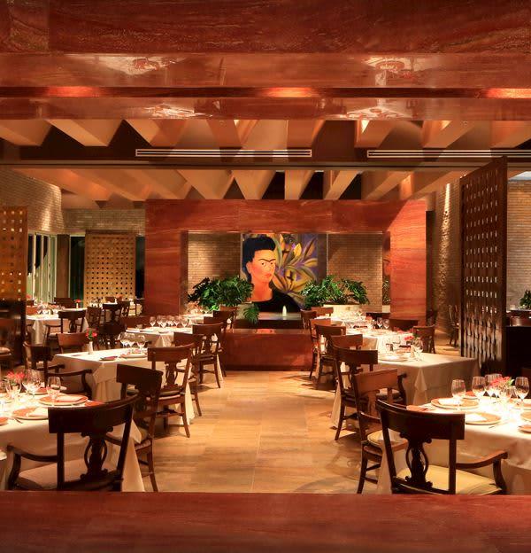 Frida Restaurante en Grand Velas Riviera Maya