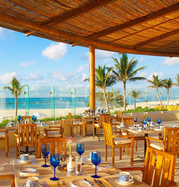 Grand Velas Riviera Maya - Azul Restaurante