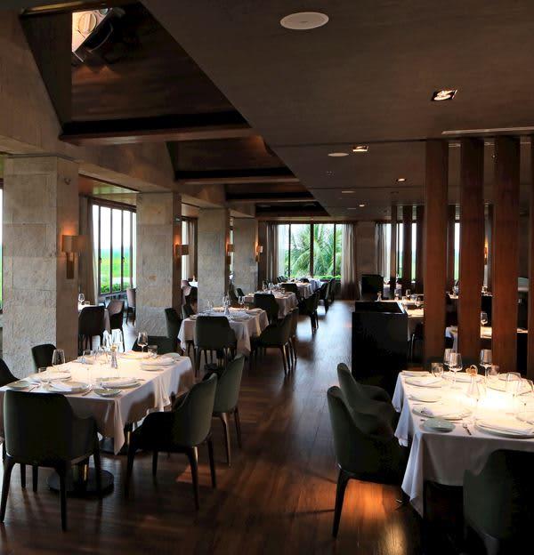 Lucca Restaurante en Grand Velas Riviera Maya