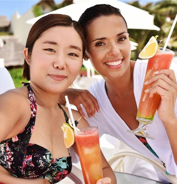 Escape de Chicas en Grand Velas Riviera Maya