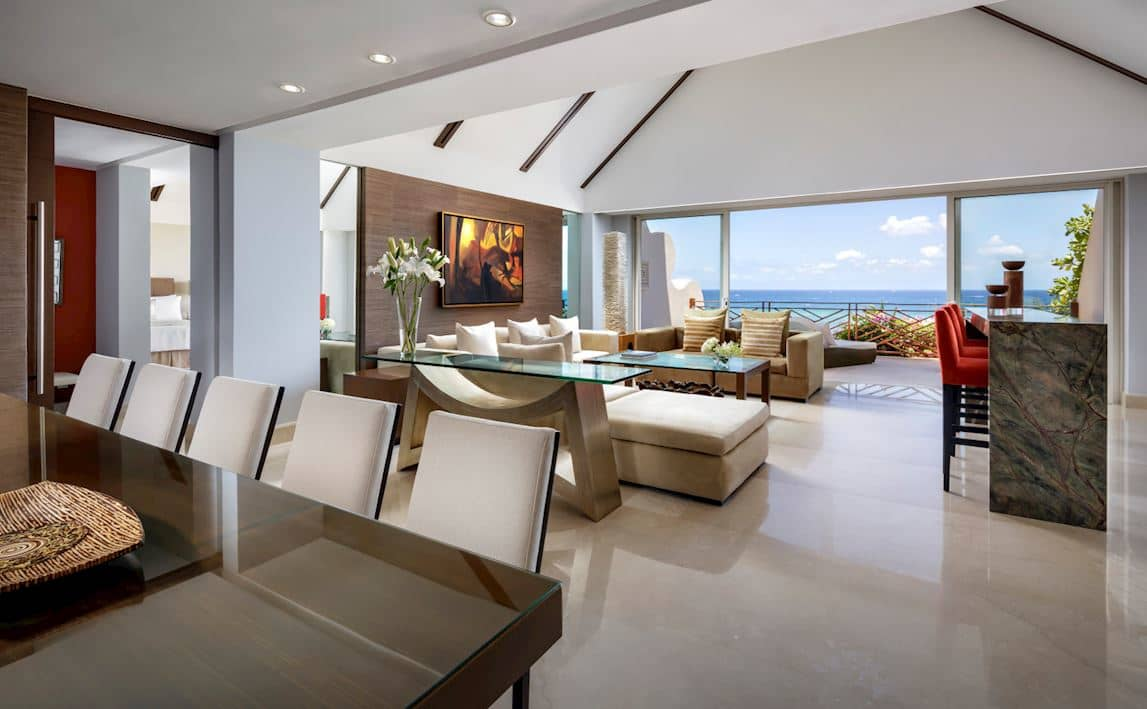 Grand Class Presidential Oceanfront in Grand Velas Riviera Maya
