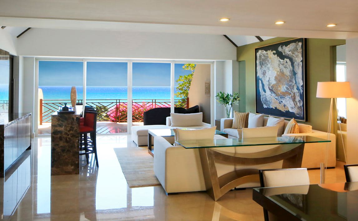 Grand Class Presidential Oceanfront in Grand Velas Riviera Maya