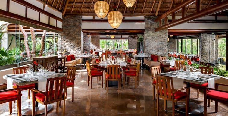 Grand Velas Riviera Maya - Restaurante Chaká