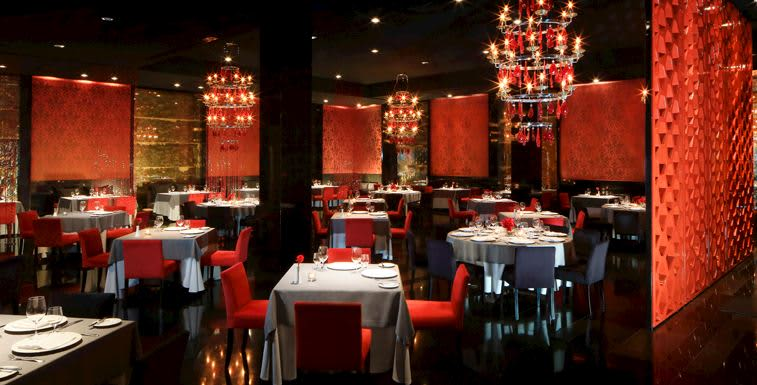 Alta Cocina Francesa en el restaurante Piaf, Riviera Maya
