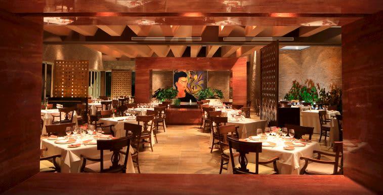 Restaurante Frida en Grand Velas Riviera Maya