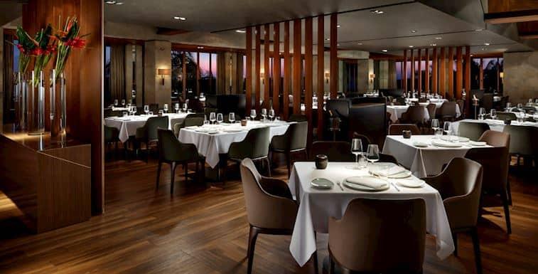 Restaurante Lucca de Grand Velas Riviera Maya
