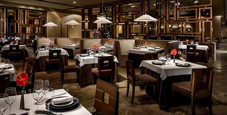 Restaurante Sen Lin - Grand Velas Riviera Maya