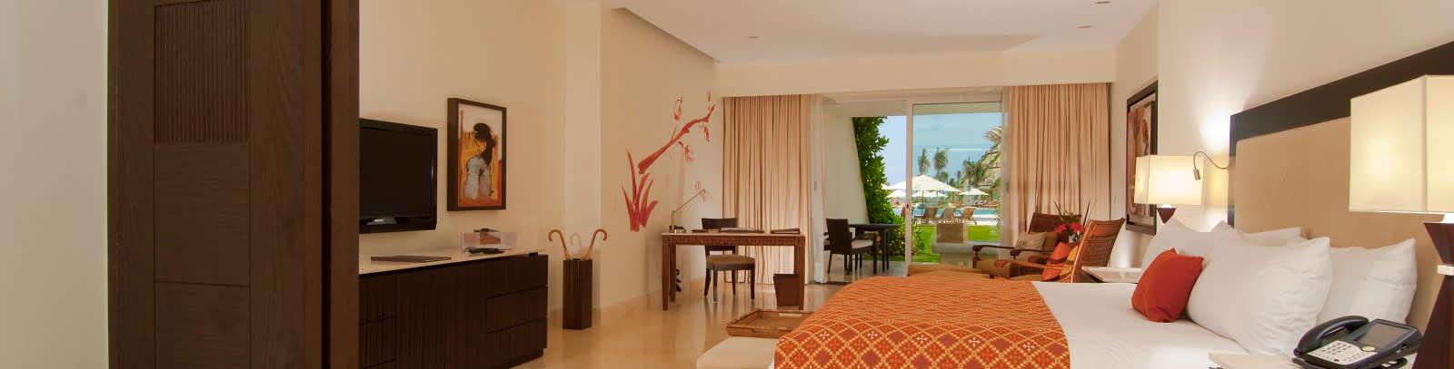 Suite Ambassador Pool Frente al Mar en Grand Velas Riviera Maya