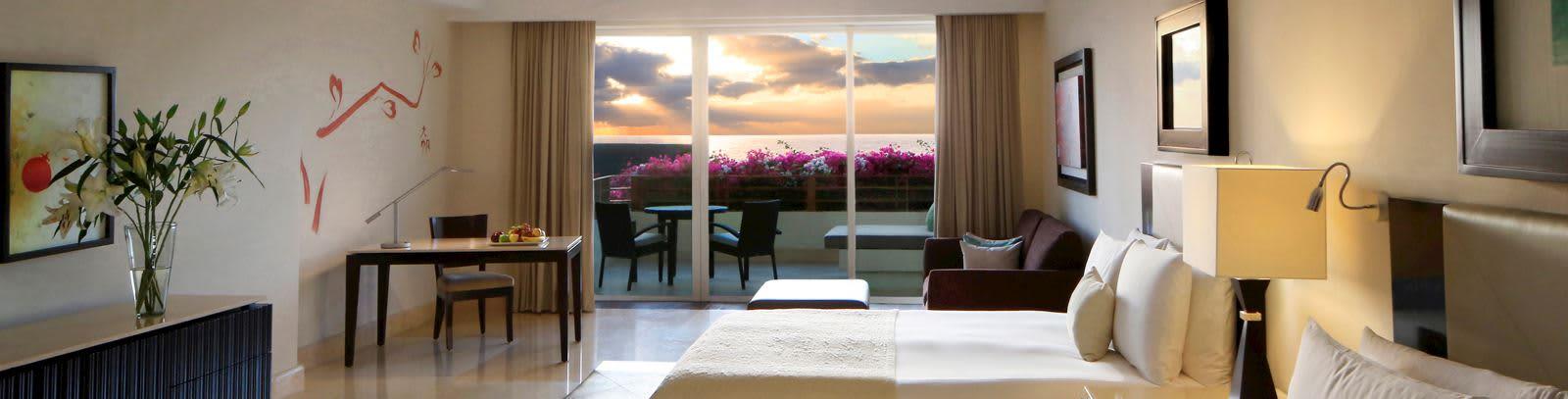 Suite Ambassador con Vista al Mar en Grand Velas Riviera Maya