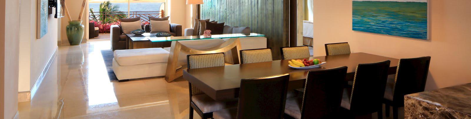 Grand Velas Riviera Maya - Suite Ambassador Presidencial Frente al Mar