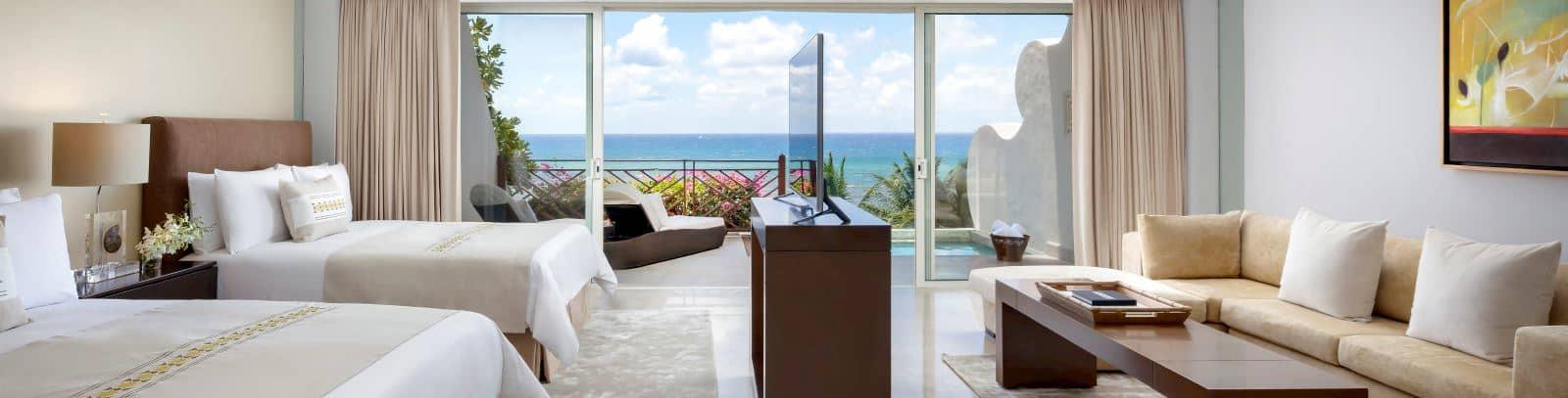 Suites en Grand Velas Riviera Maya