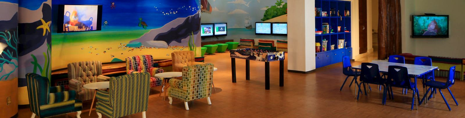 Kids' Club en Grand Velas Riviera Maya
