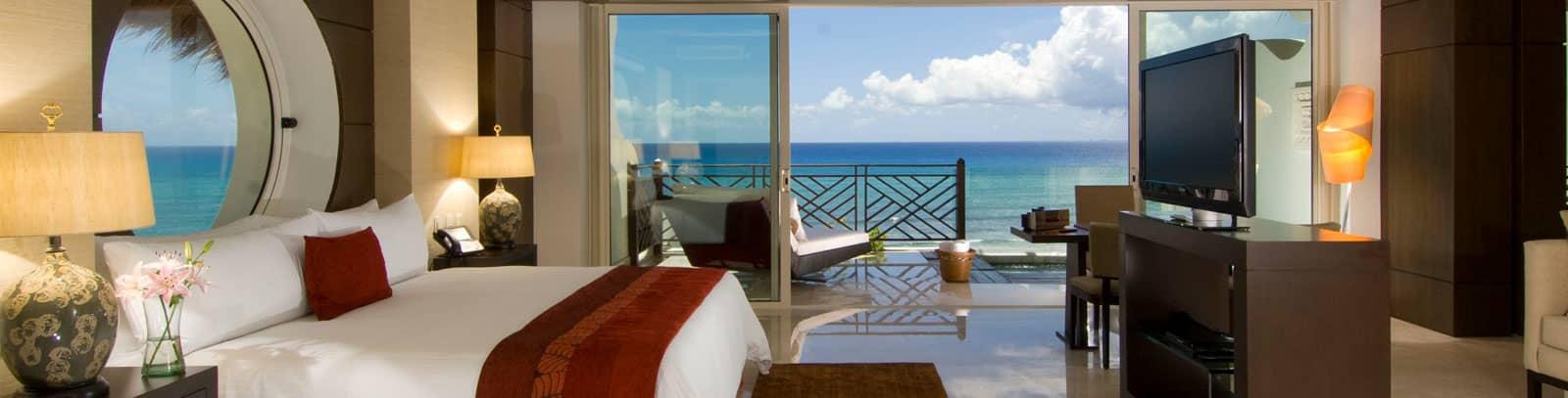 Suite Ambassador Gobernador Frente al Mar en Grand Velas Riviera Maya