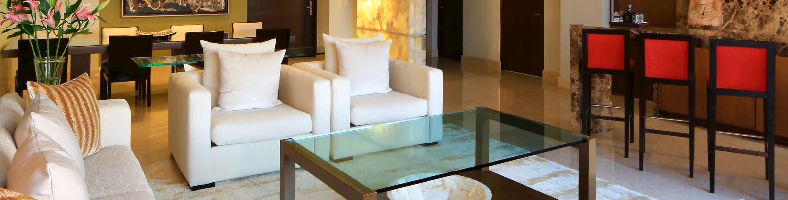 Suite Grand Class Presidencial Frente al Mar en Grand Velas Riviera Maya
