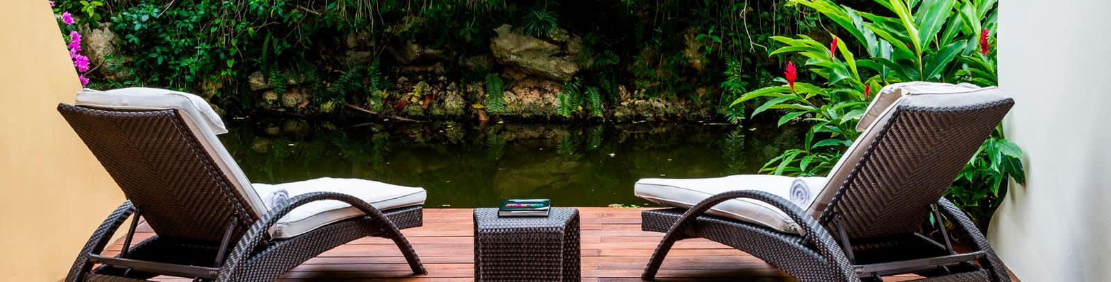 Suite Zen Grand con Vista a la Naturaleza en Grand Velas Riviera Maya
