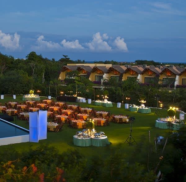 Terraza Bistro en Grand Velas Riviera Maya