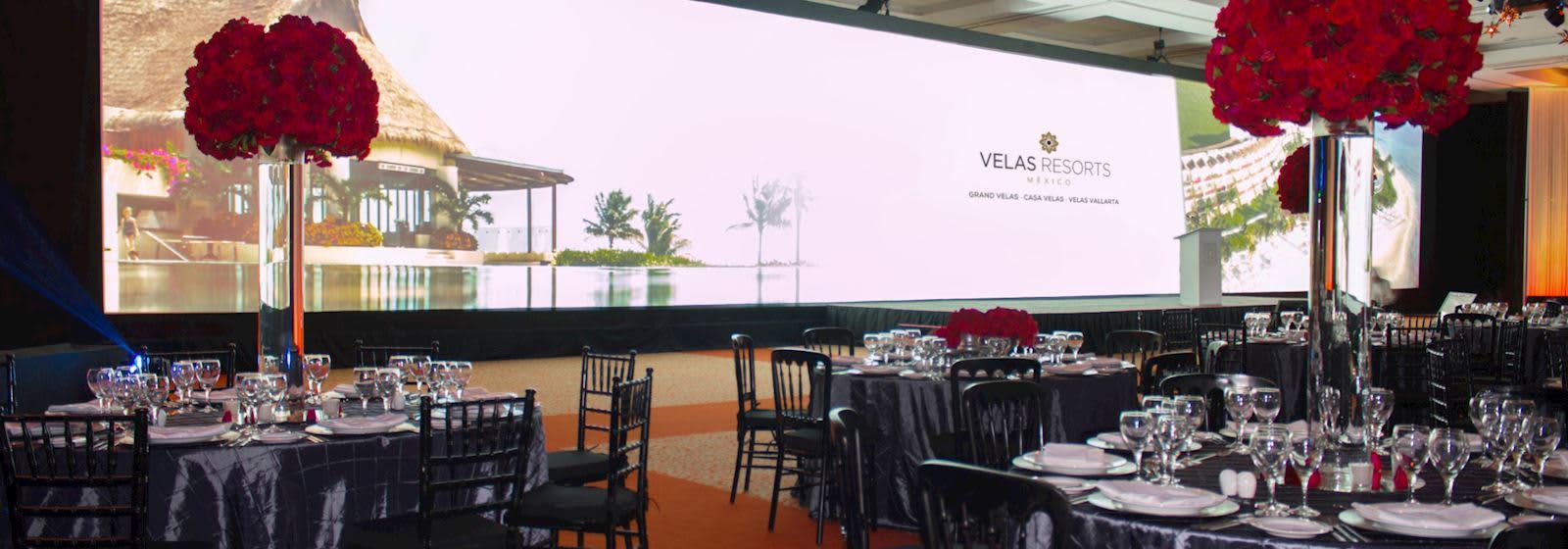 Planee un viaje de Grupos y Convenciones con Grand Velas Riviera Maya