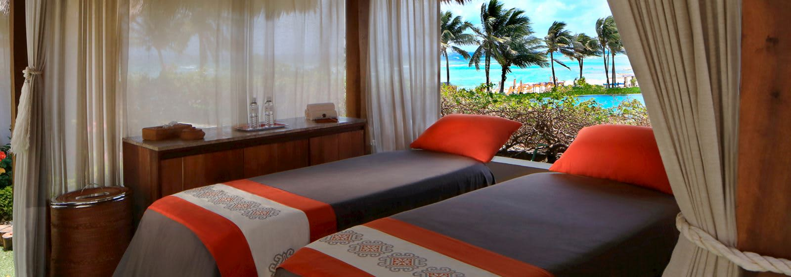 Servicios de Spa en Grand Velas Riviera Maya