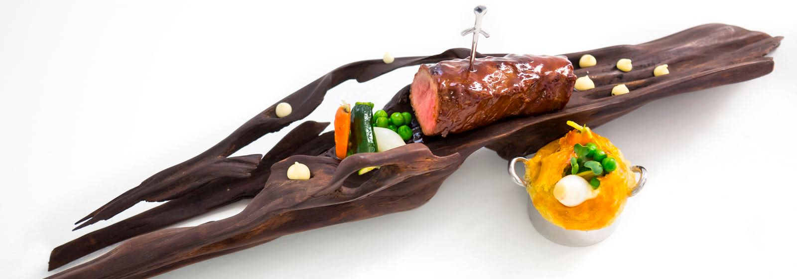 Gastronomía en Grand Velas Riviera Maya