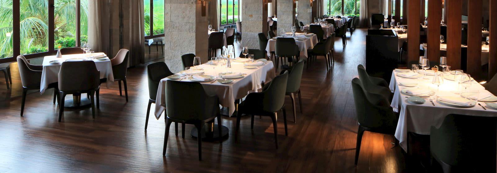 Grand Velas Riviera Maya - Restaurante Lucca