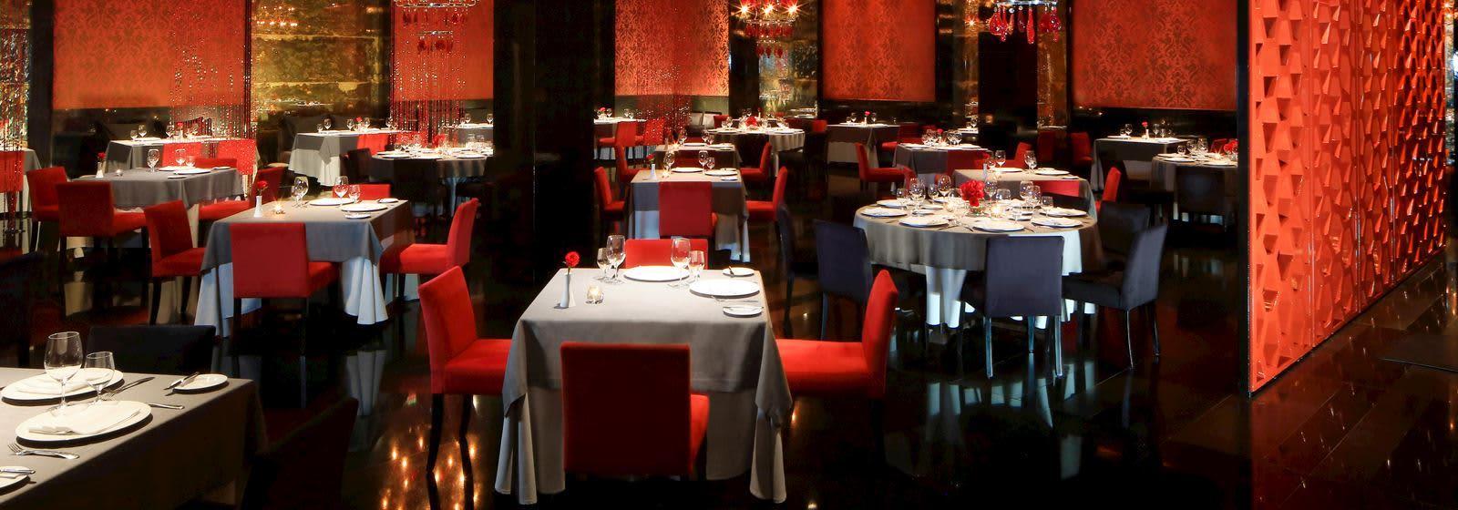 Grand Velas Riviera Maya - Restaurante Piaf
