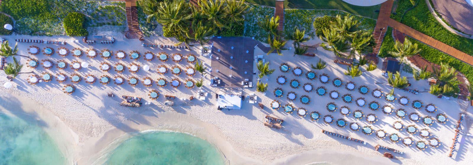 Grand Velas Riviera Maya Instalaciones para Eventos